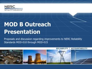 MOD B Outreach Presentation