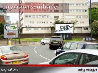 City vision  southside