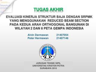 Alvin Darmawan21407054 Peter Hermawan21407146
