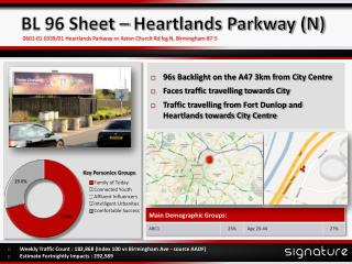 BL 96 Sheet – Heartlands Parkway (N)