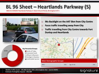 BL 96 Sheet – Heartlands Parkway (S)