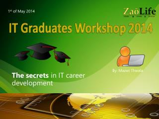 The secrets  in IT career development