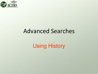 Advanced Searches