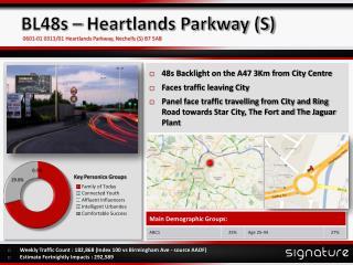 BL48s – Heartlands Parkway (S)