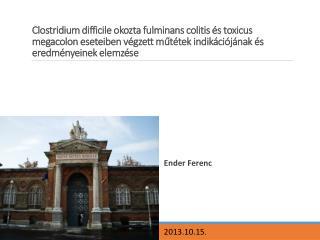 Ender  Ferenc