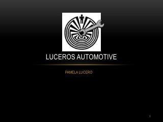 LUCEROS AUTOMOTIVE