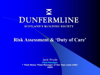 Risk Assessment   Duty of Care