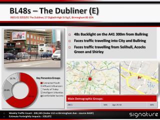 BL48s – The Dubliner (E)