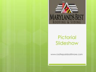 Pictorial Slideshow