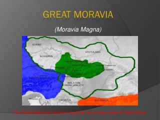 Great  Moravia