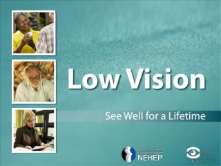 Is Vision Loss Part of  Getting Older