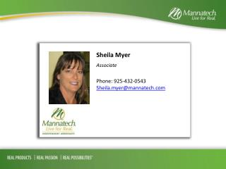 Sheila Myer