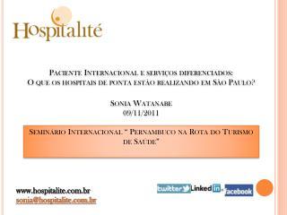 hospitalite.br sonia@hospitalite.br