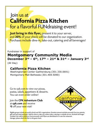 California Pizza Kitchen