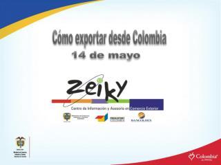 C�mo exportar desde Colombia