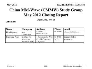 Date:  2012-05-18