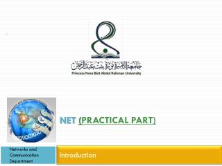 Net  ( Practical Part)