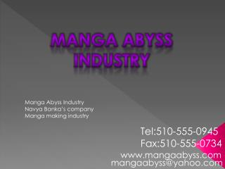 Manga Abyss Industry