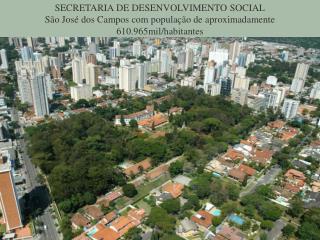 SECRETARIA DE DESENVOLVIMENTO SOCIAL
