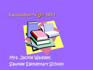 Curriculum Night  2011
