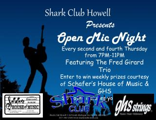 Shark Club Howell