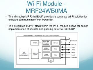 Wi-Fi Module -  MRF24WB0MA
