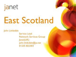 East Scotland
