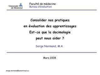 Serge.normandumontreal