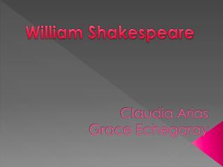 Claudia Arias Grace Echegaray