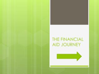 THE FINANCIAL AID JOURNEY