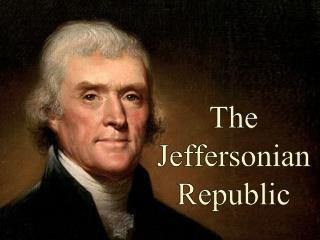 The Jeffersonian Republic