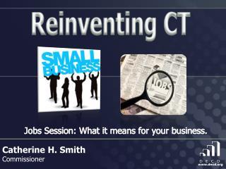 Reinventing CT