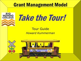 Grant Management Model