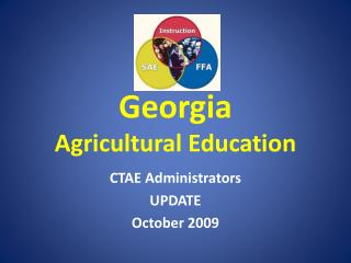 Georgia  Agricultural Education
