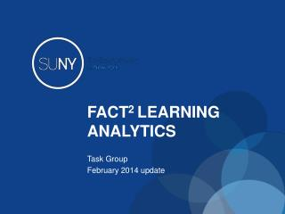 FACT 2  LEARNING ANALYTICS