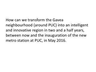 PUC campus