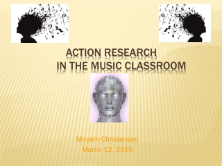 8       Classroom Action Research