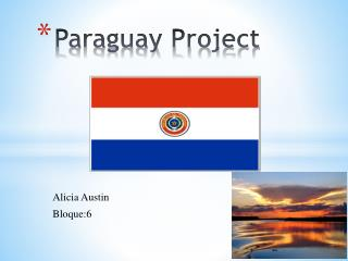 Paraguay Project