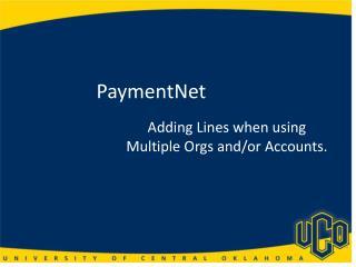 PaymentNet