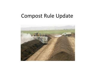Compost Rule Update