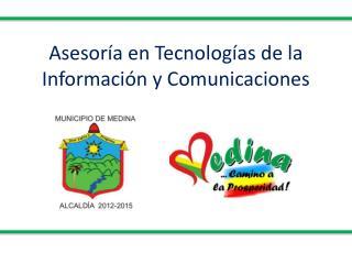 Asesoría en Tecnologías de la Información y Comunicaciones