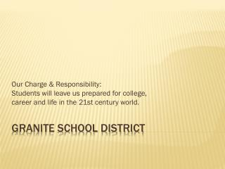 Granite School District