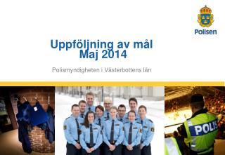 Polismyndigheten i Västerbottens län
