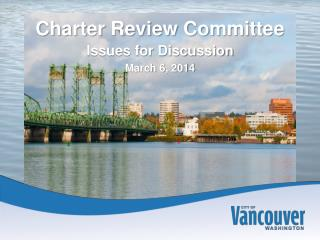 Charter Review Committee