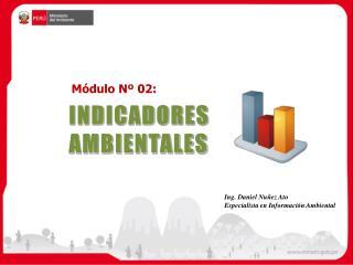 INDICADORES  AMBIENTALES