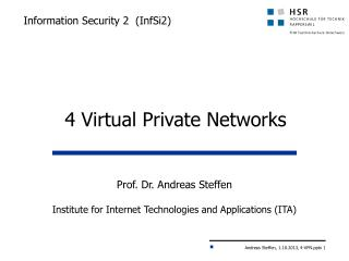 Information  Security  2   ( InfSi2)
