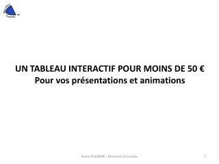 Pierre PUHARRE - Micronet Vincennes