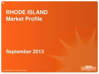 RHODE ISLAND Market Profile