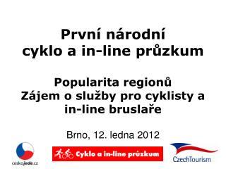 Brno, 12. ledna 2012