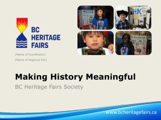Making History Meaningful